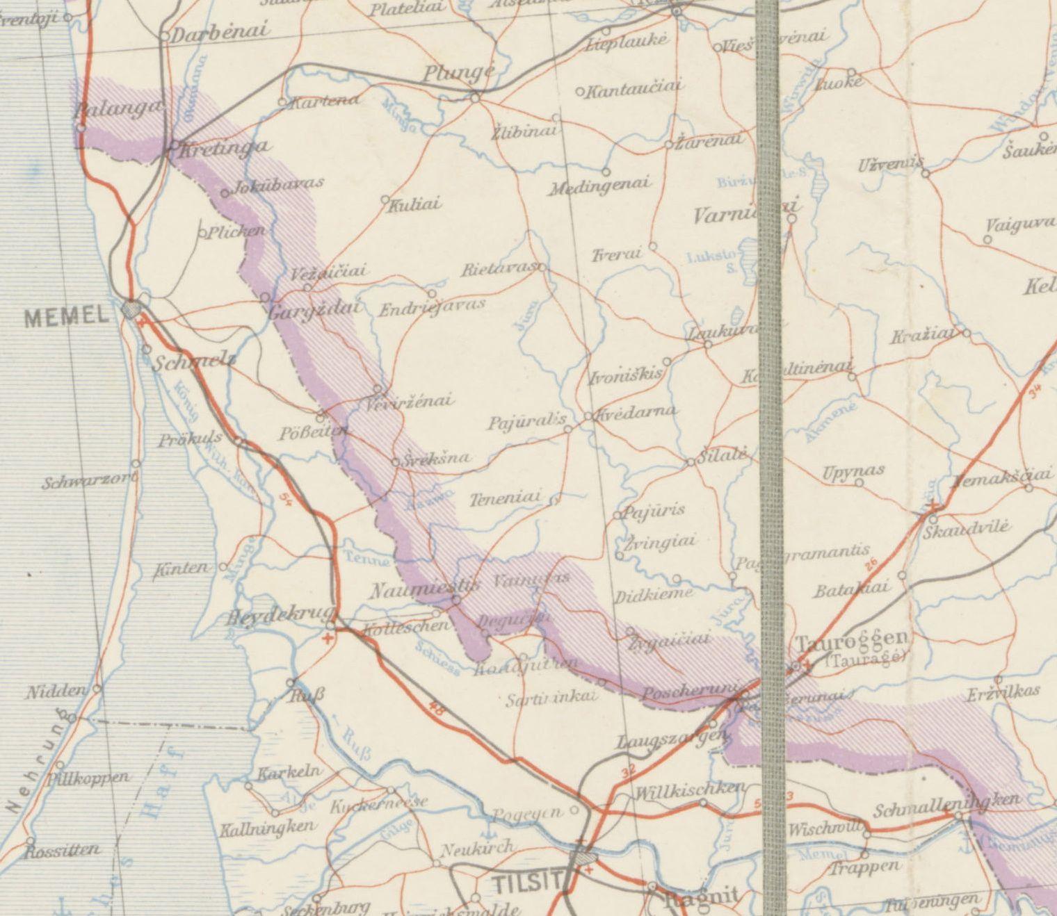 universiteto strategijos žemėlapis
