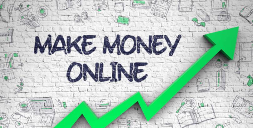 Kaip sukurti pinigus internete