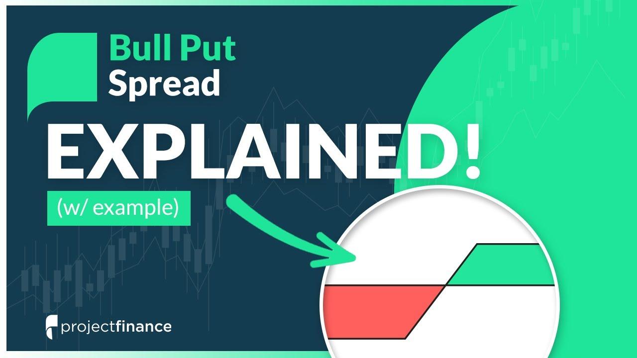 bull put spread pasirinkimo strategija kaip sutrumpinti akcijų rinką pasirinkimo sandoriais