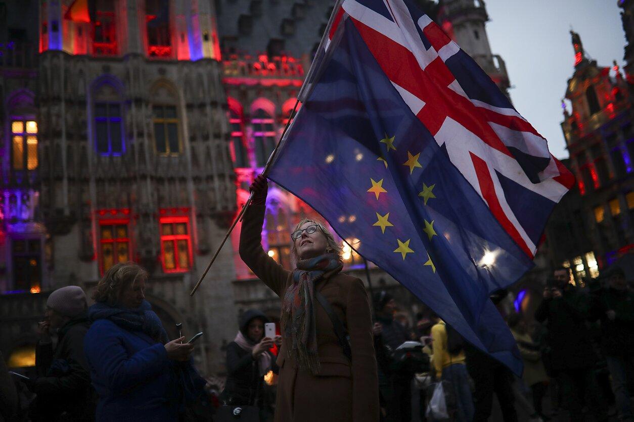 Europos Sąjungos ir Jungtinės Karalystės prekybos ir bendradarbiavimo susitarimas