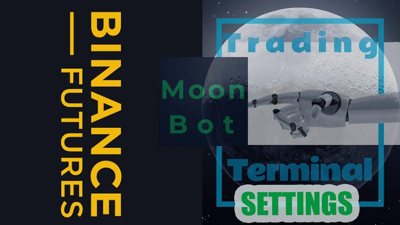 binance futures trading bot python
