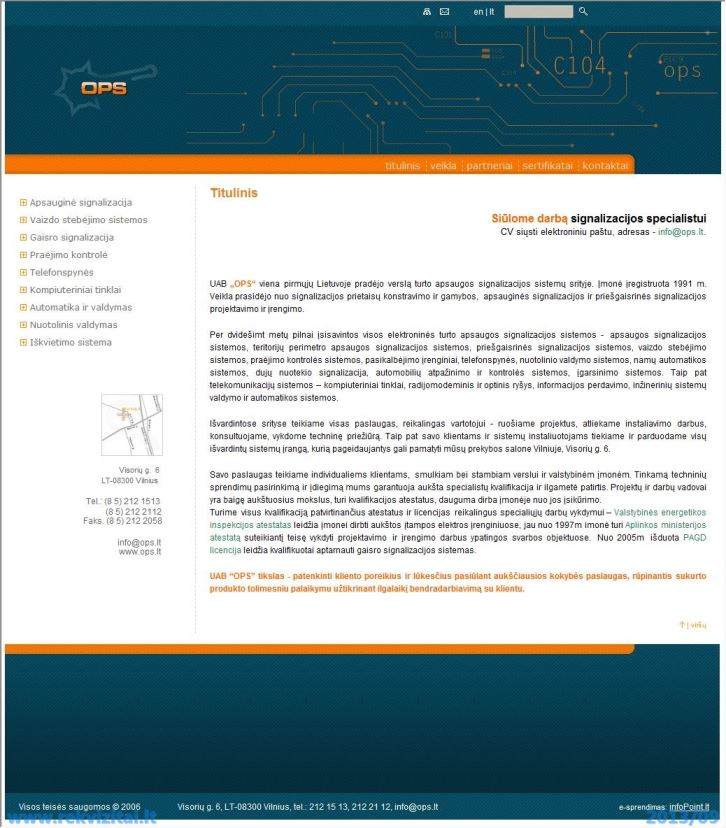 php prekybos sistema