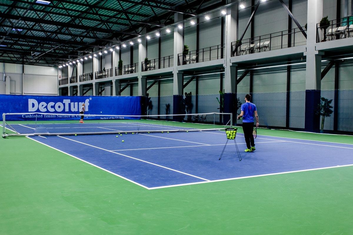teniso prekybos sistema