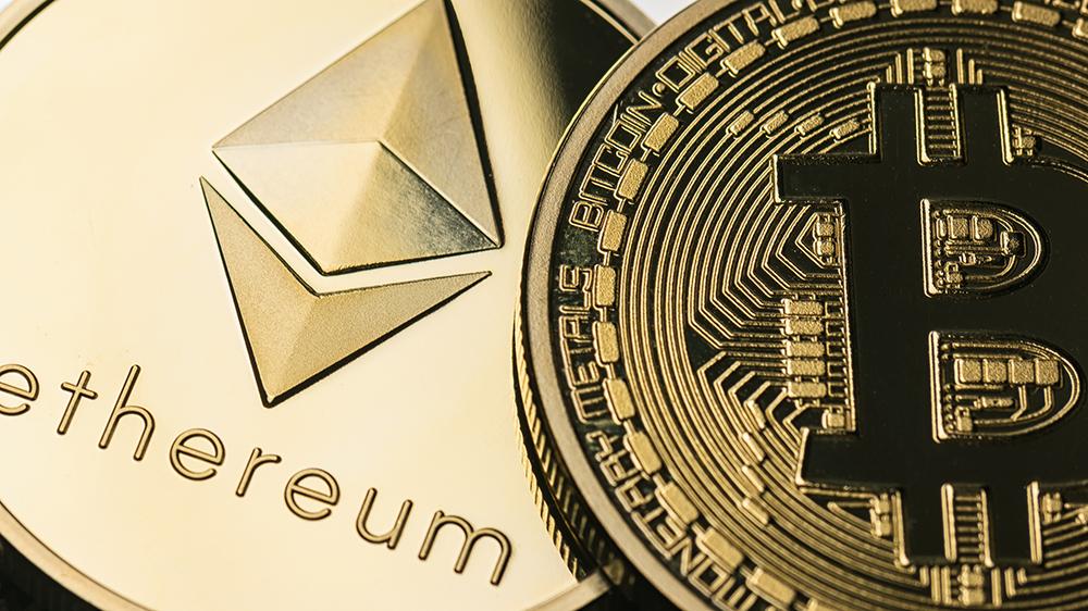 turt investuoti bitkoin ar eterum